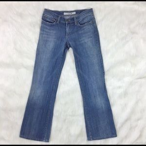 Joe's Jeans Distressed Bootcut Size 26